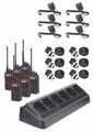 EVX534 Six Pack Bundle Complete Six Radio Package