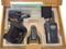 Kenwood NX-P500 UHF Two Way Radio Retail Box inside