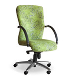 Monaco Medium Back Chair