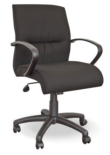 Salvador Polyurethane Mid Back Chair