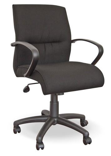 Salvador Polyurethane Mid Back Chair