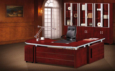 Boston Executive Veneer Desk