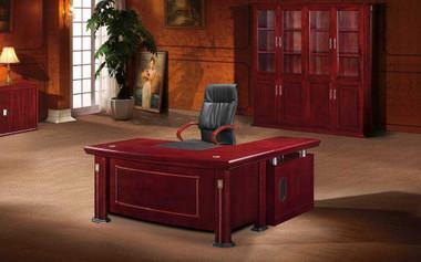 Prism Executive Veneer Desk