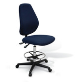 Programmers High Back Draughtsman Chair