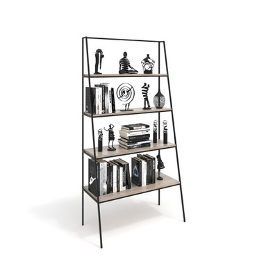 Pearl Wall Unit 900w x 600d x 1500h Features: 16mm Melamine Top 12 x 12mm Metal Underframe Frame: White / Black / Silver
