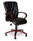 Adda Range Mid Back Chair
