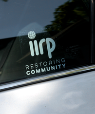 IIRP Window Decal