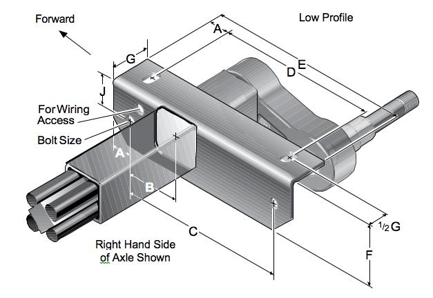 8 torflex bracket dimensions?t=1437141147 dexter 8 900lb torflex axle bendtrailers com dexter sway control wiring diagram at honlapkeszites.co