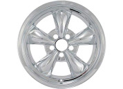 "Promaxx (Set Of 4) 99-04 Mustang 17"" 5 Star With Indent Quick Fit Wheel Skin #IWCIMP/311X"