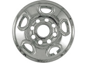 "Promaxx (Set Of 4) 03-07 Taurus 16"" 5 Flat Spokes Quick Fit Wheel Skin #IWCIMP/313X"