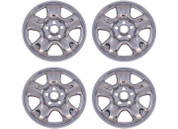 "Promaxx (Set Of 4) 02-04 CRV 16"" 5 Raised Spokes Quick Fit Wheel Skin #IWCIMP/48X"