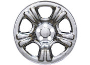 "Promaxx (Set Of 4) 03-06 Forester 15"" 5 Dimpled Spokes Quick Fit Wheel Skin #IWCIMP/52X"
