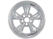 """Promaxx (Set Of 4) 05-07 Dakota 16"""" 5 Flat Spokes Quick Fit Wheel Skin #IWCIMP/67X"""