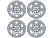 "Promaxx (Set Of 4) 05-12 Frontier 15"" 6 Raised Dimple Spokes Quick Fit Wheel Skin #IWCIMP/71X"