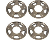 "Promaxx (Set Of 4) 10-12 F150 17"" 5 Spoke W/Center Cap Cutout Quick Fit Wheel Skin #IWCIMP/326X"