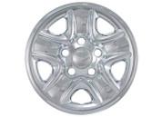 """Promaxx (Set Of 4) 07-13 Tundra 18"""" Quick Fit Wheel Skin #IWCIMP/349X"""