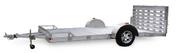 Mission Slingshot 6-1/2' X 14' 3K Aluminum Deck UTV Trailer #MU6.5x14SLINGSHOT