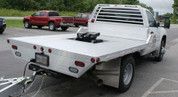 "Mission 92 1/2"" X 102"" Aluminum Truck Bed #AL09785"