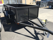 Iron Eagle Voyager 4' X 8' 3K Utility Trailer #06853