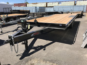 Mirage 8-1/2' X 20' 14K Deck-Over Equipment Trailer #75368