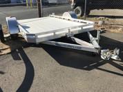 Mission Utility Tilt 6.5' X 12' Aluminum Trailer #13255