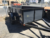 Iron Eagle Voyager 4' X 8' 3K Utility Trailer #07159