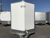 E-Z Hauler Aluminum 6 X 12' 3K Cargo Trailer W/ Ramp #14105