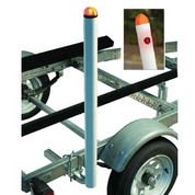 """Tie Down Engineering 90 Degree 48"""" HD Guide On Post Kit with LED Light #TDE86346"""