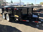 Great Northern 5' X 10' 7K Mid Size Dump Trailer #10660
