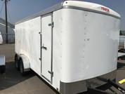 Mirage MXL Cargo Trailer 7' X 16' 7K W/ Barn Doors #77360