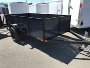 Iron Eagle Voyager 5' X 10' 3K Utility Trailer #07307