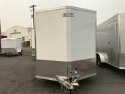 E-Z Hauler Aluminum 7 X 14' 7K Cargo Trailer #15169
