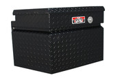 "UTA Brute 34"" Trailer Tongue Box Commercial Class - Black #RB3419-B"