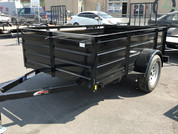 Mirage 5' X 8' 3K Single Axle Landscape Trailer #78540