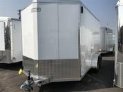E-Z Hauler Aluminum 7' X 14' 7K Cargo Trailer #15133
