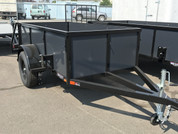 Iron Eagle Voyager 4' X 8' 3K Utility Trailer #07360