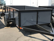 Iron Eagle Voyager 5' X 10' 3K Utility Trailer #07361