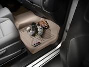 WeatherTech 00-04 F150 Supercab Rear Grey Floorliners #460482