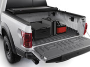 WeatherTech 14-17 Silverado 1500 6Ft 6In Box Alloycover Hard Truck Bed Cover Black #8HF020036