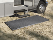 "WeatherTech 30"" X 60"" Brown Outdoor Utility Mat #ODM3BR"
