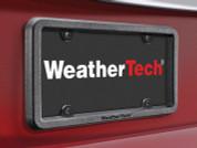 WeatherTech Universal Bump License Plate Frame #8ALPBF1