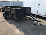 Iron Eagle Voyager 5' X 10' 3K Utility Trailer #07482