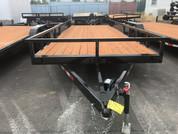 Iron Eagle Titan 7' X 20' 10K Equipment Trailer #07582