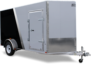 E-Z Hauler Aluminum 5 X 10' 2.2K Cargo Trailer #SO6201-29740