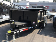 Great Northern 5' X 10' 7K Mid Size Dump Trailer #10634