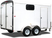Shown with optional RV Door, Step and Windows