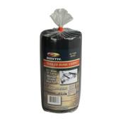 "CE Smith 11"" X 12' Black Bunk Carpet Roll #11330"
