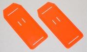 EPCO Orange Gator Skin Web Pads #PAD2