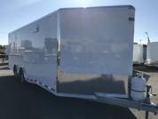 Mission MCH 8-1/2' X 22' Aluminum Car Hauler Trailer #15546