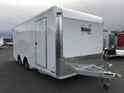 Mission MCH 8-1/2' X 20' Aluminum Car Hauler Trailer #15363